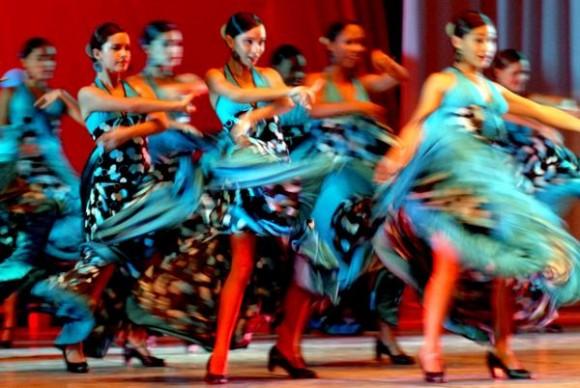 Gala por el Aniversario 50 la Unión de Escritores y Artistas de Cuba (UNEAC) , en el Gran Teatro de la Habana García Lorca, en La habana, el 20 de agosto de 2011. AIN FOTO/Marcelino VAZQUEZ HERNANDEZ/