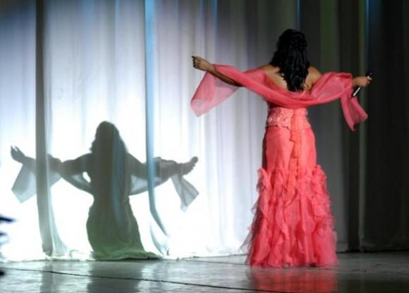Gala por el Aniversario 50 la Unión de Escritores y Artistas de Cuba (UNEAC) , en el Gran Teatro de la Habana García Lorca, en La habana, el 20 de agosto de 2011. AIN FOTO/Marcelino VAZQUEZ HERNANDEZ/sdl