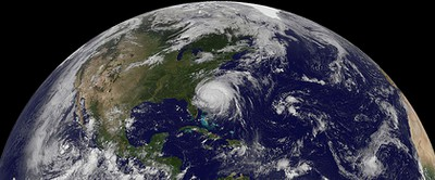 Huracan Irene en Nueva York