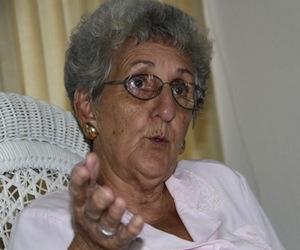 Irma, madre de René