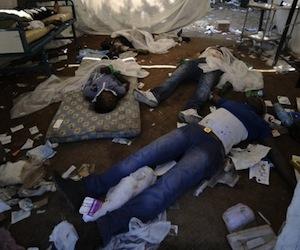 Pide Cruz Roja a OTAN respetar derecho humanitario en Libia