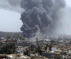 Fuerzas británicas, francesas, jordanas y qataríes detrás del enfrentamiento en Trípoli