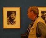 Liborio Noval dialoga con Fidel a través de su obra foto Rafael González Vázquez