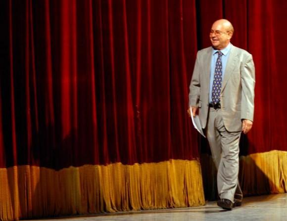 Miguel Barnet: La cultura no es un lujo, es una necesidad