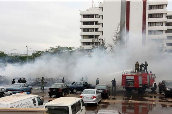 Foto: Imagen de Referencia. Sunday Aghaeze / AFP