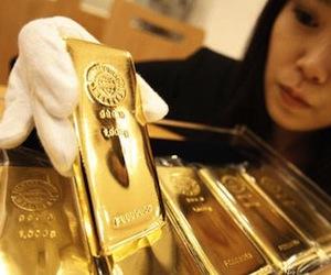 El precio del oro se dispara