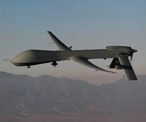 CIA solicita significativo incremento de drones armados