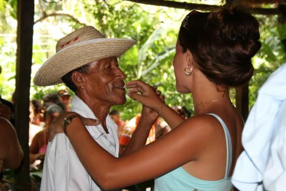 Quiriba Nengon, herencia de tradiciones. Foto: Jorge Legañoa