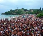 Imagen de anterior edición de Verano en Jibacoa, sucesor del Festival Rotilla. Foto: Archivo.