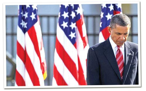 Recordatorio. El Nóbel de la Paz e inquilino de la Casa Blanca no desactivó ninguna de las guerras en las que está involucrado su país.