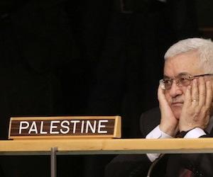 Abbas: Israel quería parpadear y no ver a ningún palestino