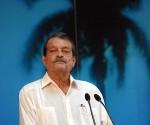 El Vicecanciller Abelardo Moreno. Foto: Cubadebate.