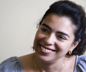 Adriana Pérez. Foto: Alma Mater
