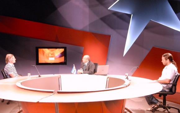 La Mesa Redonda transmitirá mañana una entrevista con los dos entrenadores argentinos.