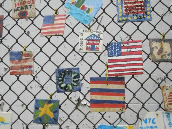 Arte popular patriótico. Foto: Rafael Hernández