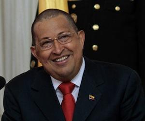 Afirma Chávez que la pobreza ha caído drásticamente en Venezuela