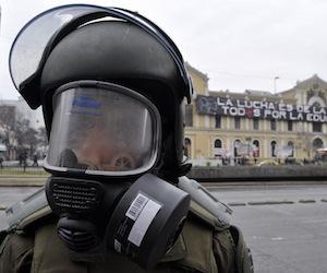 Represión contra cineastas en Chile