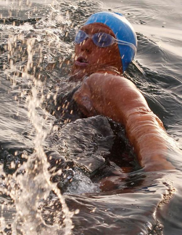 Diana Nyad. Foto: Enrique de la Osa/ Reuters