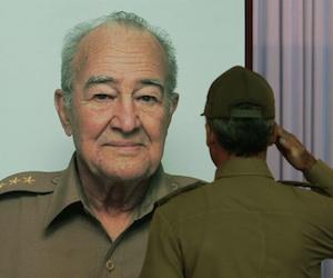 Inhumadas las cenizas del General de Cuerpo de Ejército Julio Casas Regueiro