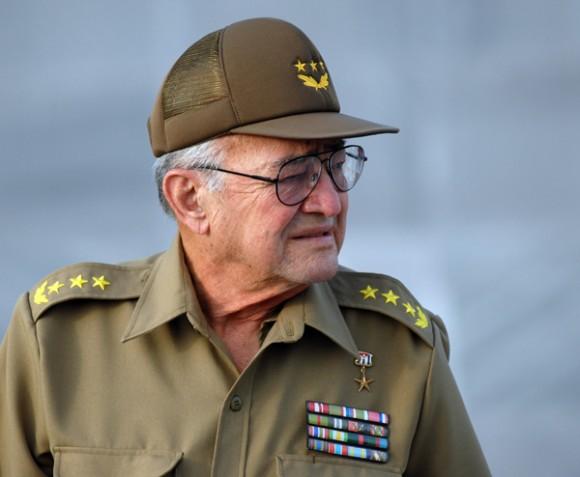 Julio Casas Regueiro. Foto: Roberto Suárez/ Juventud Rebelde.