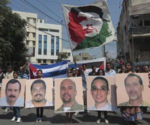 Cinco héroes cubanos presos injustamente en Estados Unidos