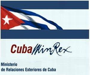 Cuba califica de inaceptables declaraciones de gobierno español