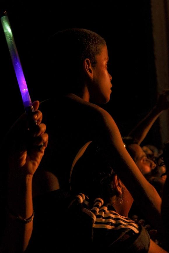 Luces. Foto: Jorge Ramírez