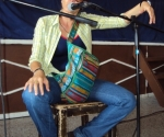 Yoandra Santana en la octava Cruzada Literaria