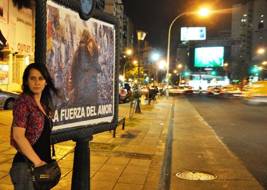 Argentinos aprueban otro período de mandato a la presidenta Cristina Fernández. Foto: Kaloian