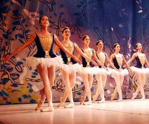 Ballet Nacional de Cuba actuó con éxito en Holguín