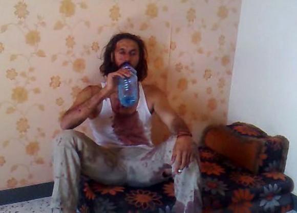 hijo de Gadafi asesinado