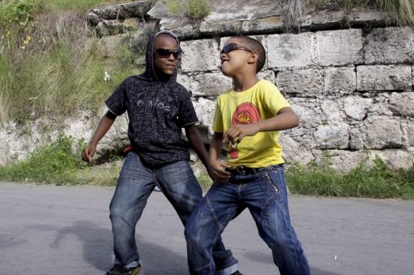 Bailando calle