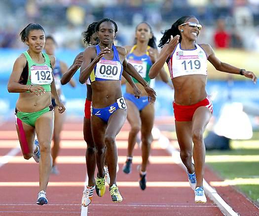 Adriana Muñoz: este triunfo es una prueba de medirme a mí misma. Foto Cubadebate