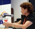 """Alicia Herrera, autora del libro """"Pusimos la bomba, ¿y qué?"""""""