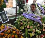 """Cuba rinde homenaje al legendario """"Bola de Nieve"""" en el 40 aniversario de su muerte. Foto: EFE"""