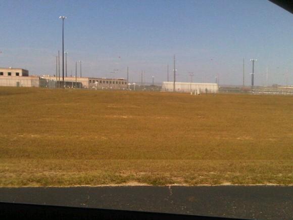 Cárcel de Marianna. Foto: Aissa García