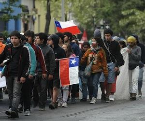 Más de 20 detenidos en Chile en nueva protesta a favor de Educación gratuita