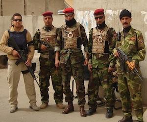 Mercenarios en Iraq