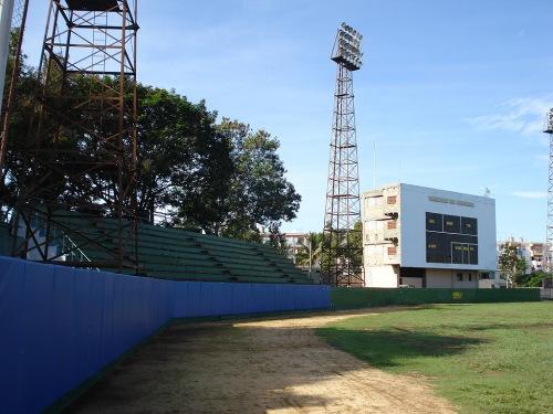 La noticia del año en Granma, ¡acolchonan el Mártires de Barbados! Fotos: Zona de Strike
