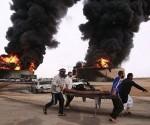 Más de 100 personas murieron tras una explosión en Sirte. Foto: El Comercio