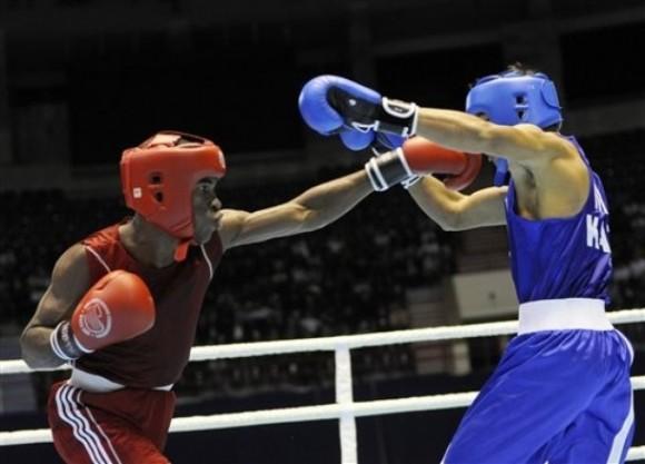 El boxeo intentará conservar la distinción de buque insignia en citas múltiples. AP Photo/Osman Karimov