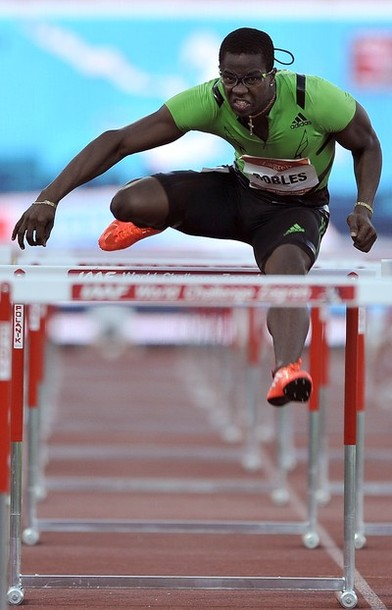Cuba puede marcar la diferencia en el medallero con el atletismo. AFP PHOTO/ HRVOJE POLAN