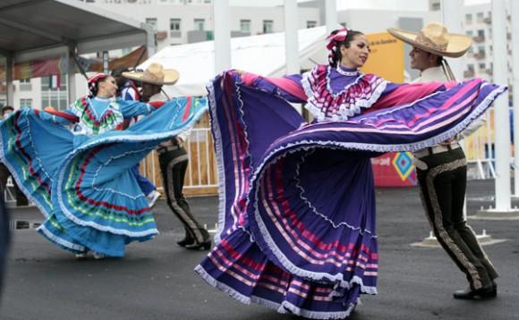 Ballet Folclorico de Guadalajara. Foto: Ismael Francisco
