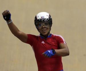 Destacada ciclista Lisandra Guerra iniciará participación cubana en cita mundial