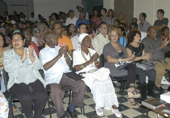 Festejos por el Día de la Cultura en Guanabacoa. Foto: Marco Alfonso