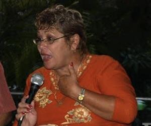 Julia Osendi. Foto: La Calle del Medio