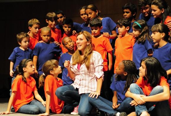 Hoy, en televisión cubana, documental sobre gira de La Colmenita por Estados Unidos