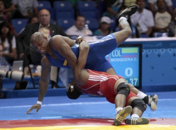 Cuba acogerá torneo clasificatorio de lucha para Centroamericanos de Barranquilla