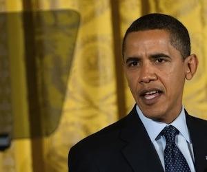 Interrumpen discurso de Obama para pedirle detener deportaciones