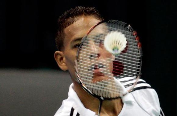 Cubano Guerrero mantiene lugar 57 del ranking mundial de Badminton